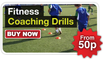Football Fitness Coaching Drills