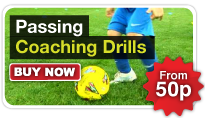 Football Passing Coaching Drills