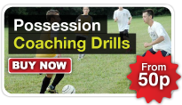 Football Possession Coaching Drills