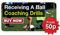 Football Defending Dribbling Drills