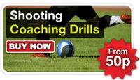 Football Shooting Coaching Drills