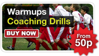 Football Warmups Coaching Drills